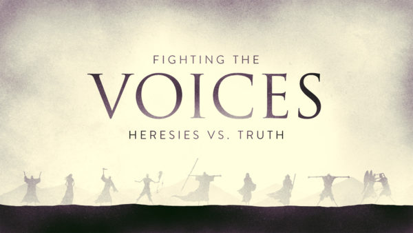 Fighting the Voices - Part 1 Image